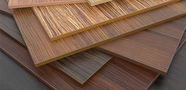 Prelaminated Chipboard and MDF Panels