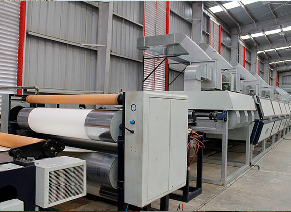 paper impregnation machine