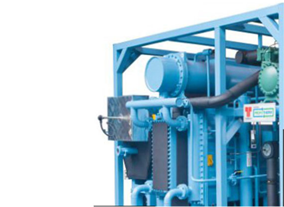Heat generation unit from Thermax
